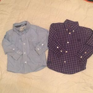 Other - Nice button up shirts